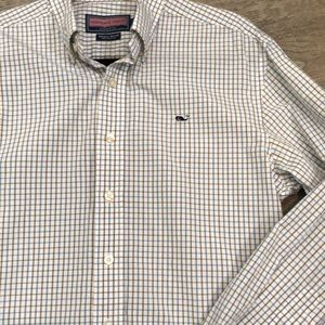 Vineyard Vines | Button Down Whale Shirt